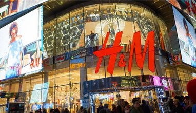 H&M will close permanently eight shops in Italy