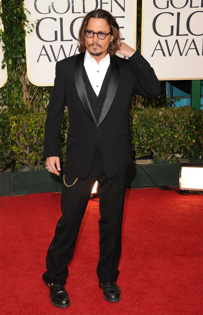 Adam Lambert is the winner of Most Stylish Men January 2020