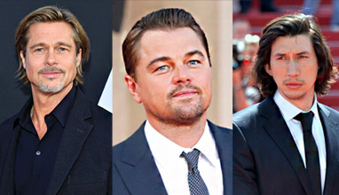 Leonardo DiCaprio, Brad Pitt and Adam Driver nominated for Oscars 2020