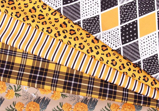 Create a unique wardrobe - print your custom fabrics online