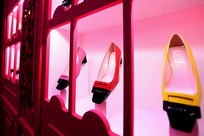 Roger Vivier presents: Sensorama featuring the Fall/Winter 2020 Collection