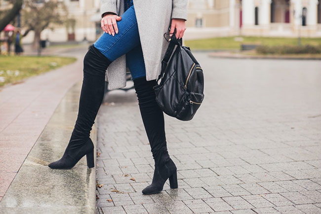 7 Shoe Styles That Look Best with Skinny Jeans