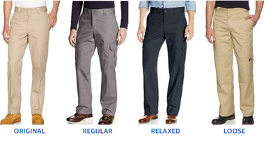 How To Style Dickies Pants