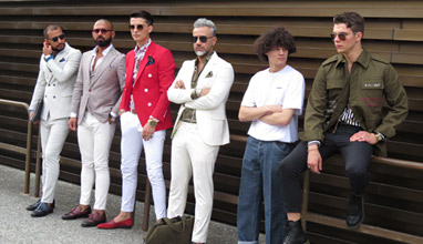 Pitti Uomo will be held at the Fortezza da Basso in Florence from 21-23 February 2021