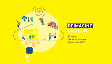 The 10 Finalists of Reimagine Fashion: Changing behaviours for sustainable fashion