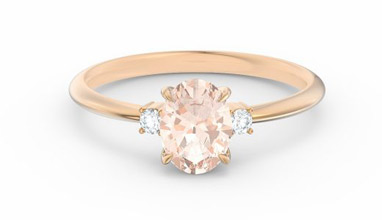 3 Diamond Engagement Ring Alternatives for the Unique Bride to Be