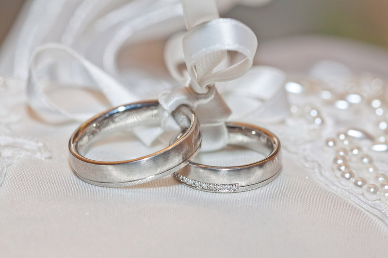 Wedding rings 2021