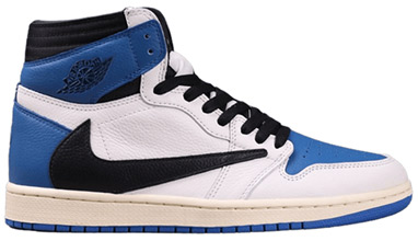 Fragment Design and Travis Scott Collab for Another Air Jordan Retro
