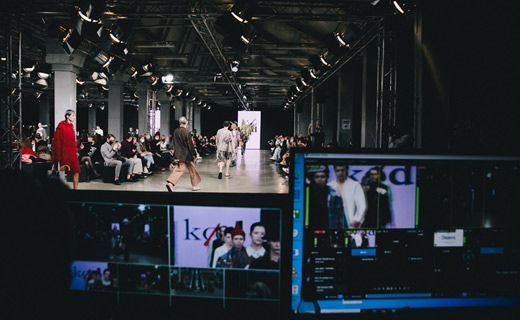Mercedes-Benz Fashion Week Russia is taking place in the Museum of Moscow