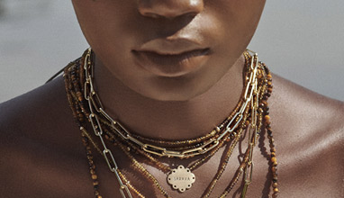 The beauty of African Brazil in Elza Pimenta's jewels from recycled gold