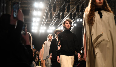 Mercedes-Benz Fashion Week Russia - Sustainable transformation