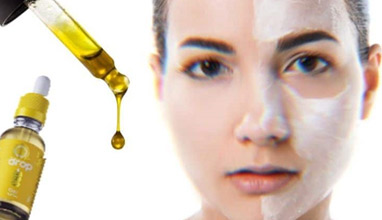 CBD Oil in Cosmetic Products