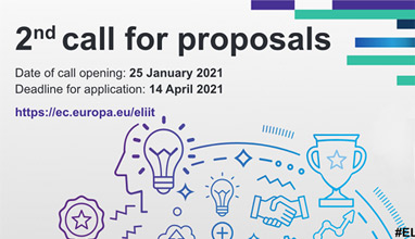 The 2nd call of ELIIT Project opens 25 January 2021