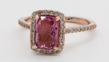 Best Buying Guide for Morganite Engagement Rings