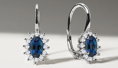Sapphires in jewellery: they don't have to only be blue