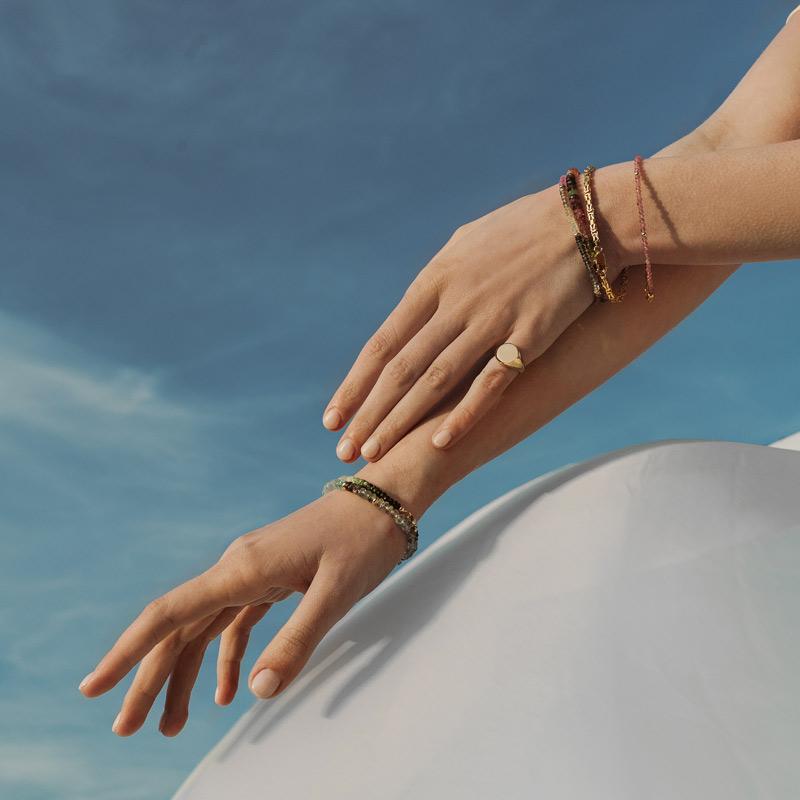 Sapphires in jewellery