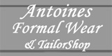 Antoines Formalwear and Tailor shop