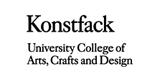 Konstfack University College of Arts, Crafts and Design