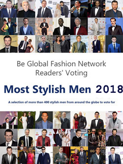 Most Stylish Men 2016