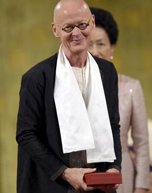 Wolfgang Laib