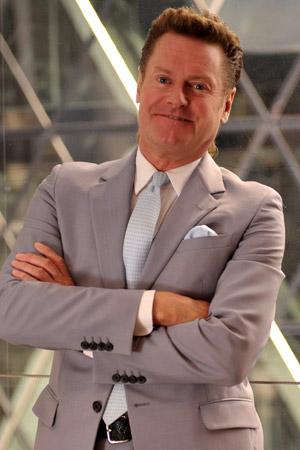 Piers Gregory