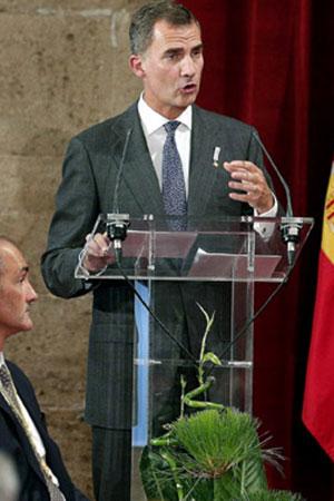 King Felipe VI