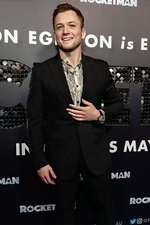 Taron Egerton