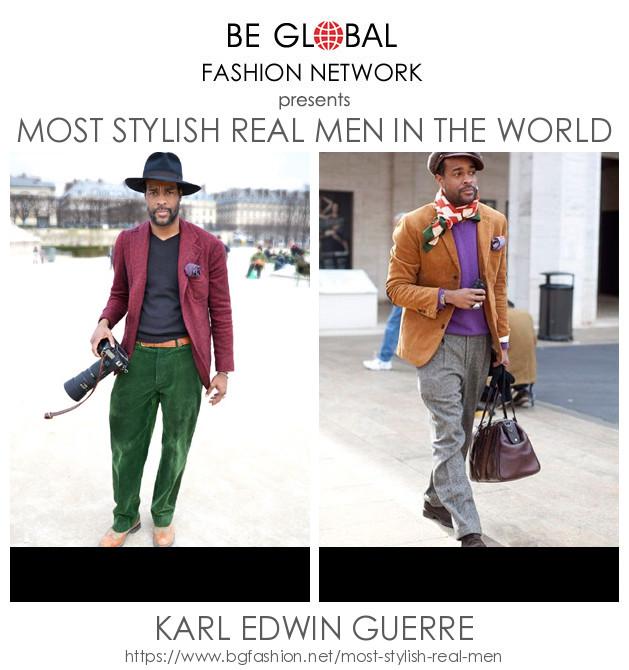 Karl Edwin Guerre