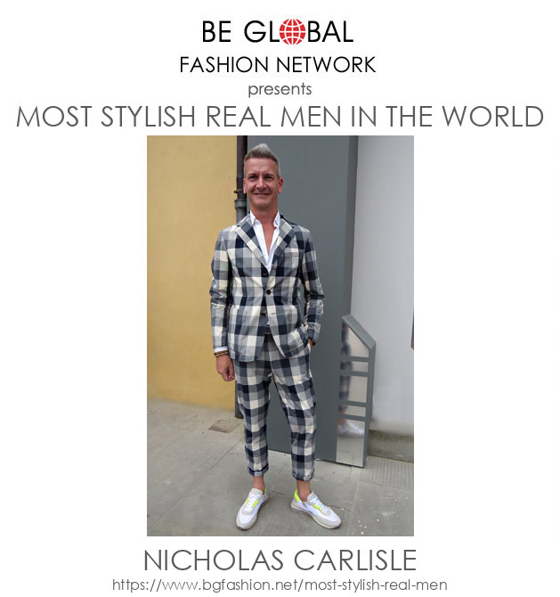 Nicholas Carlisle