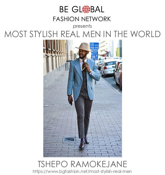 Tshepo Ramokejane