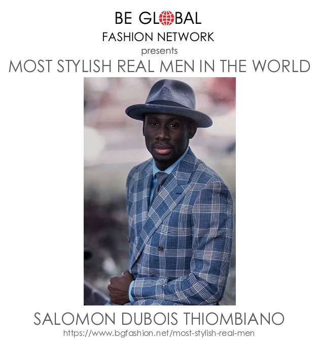 Salomon DuBois Thiombiano