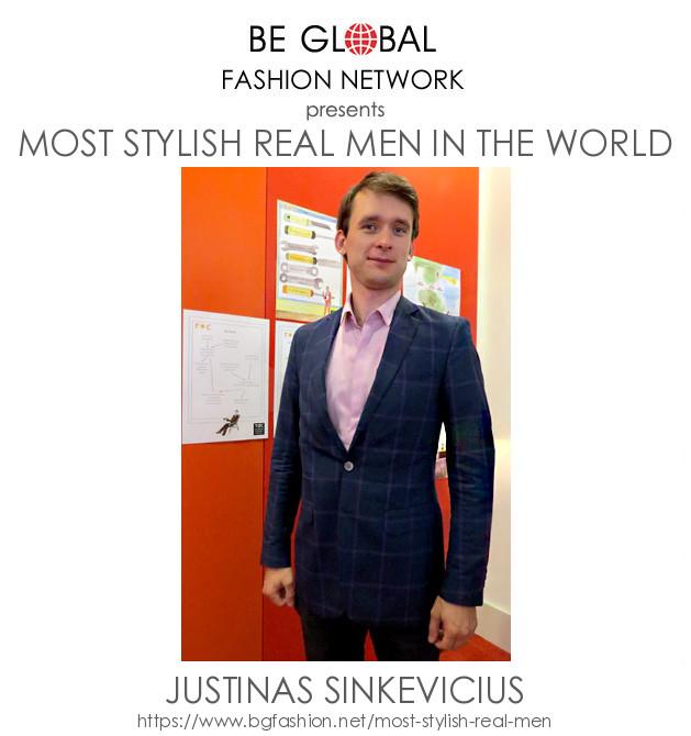 Justinas Sinkevicius