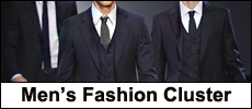 Men's Fashion Cluster